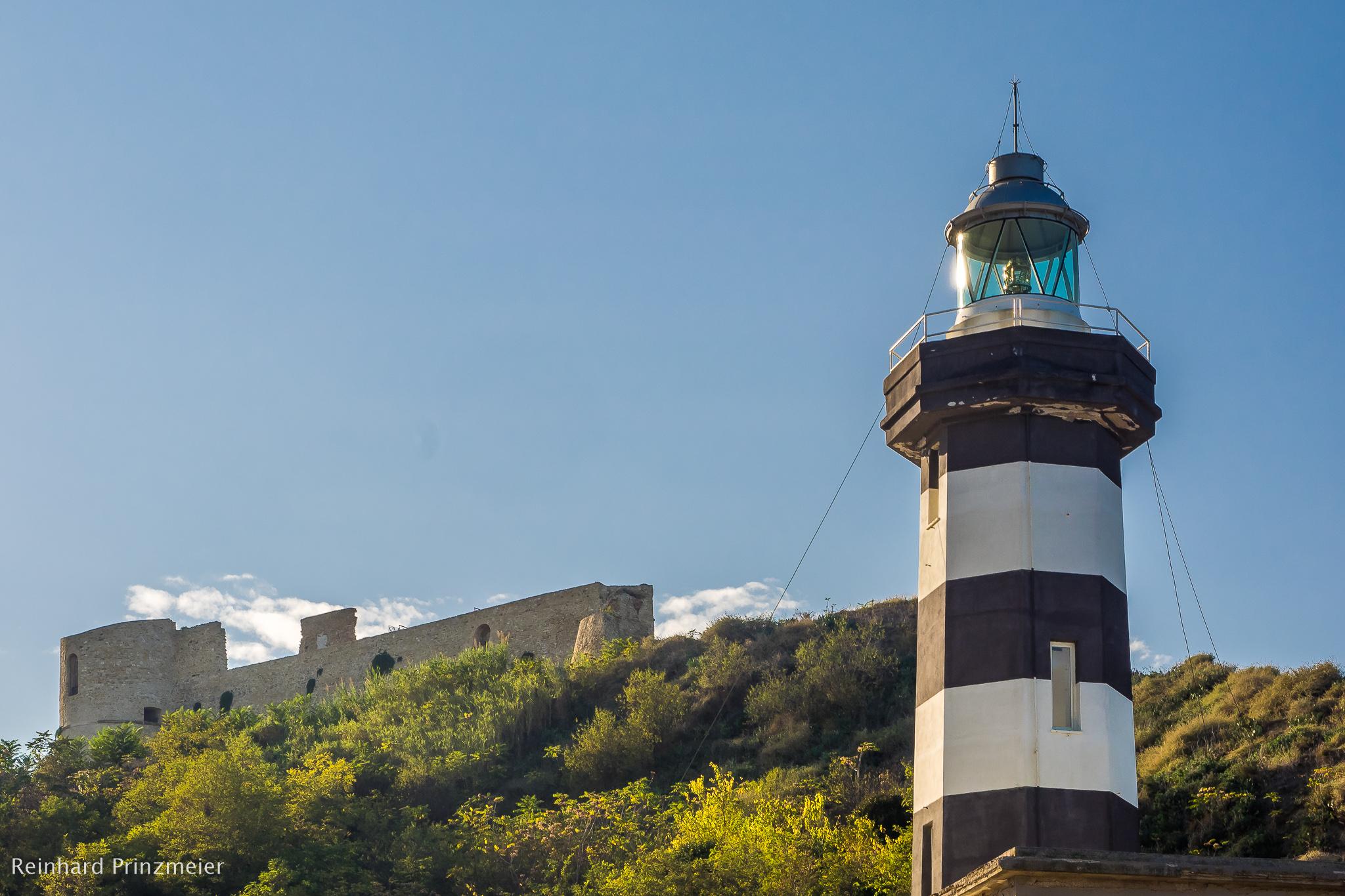 Ortona Lighthouse, Italy