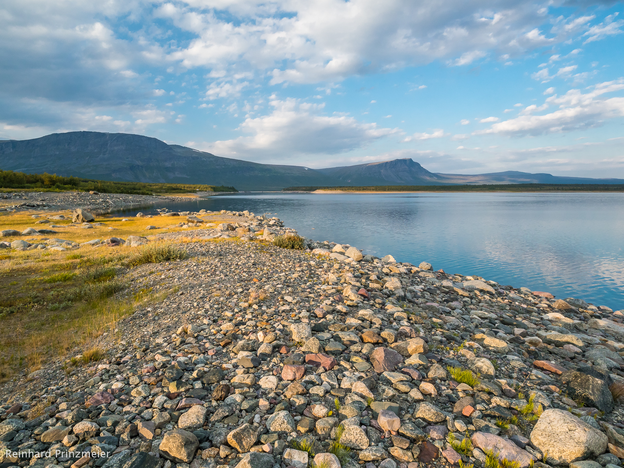 Satihaure Reservoir, Sweden