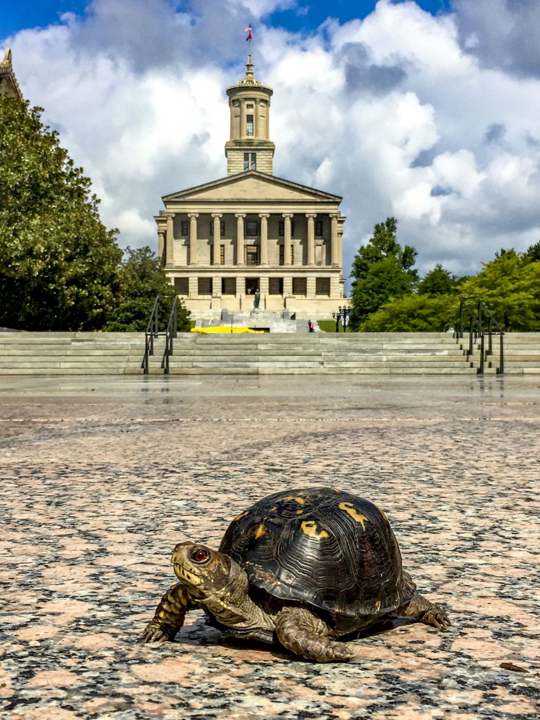 Tennessee State Capitol, USA