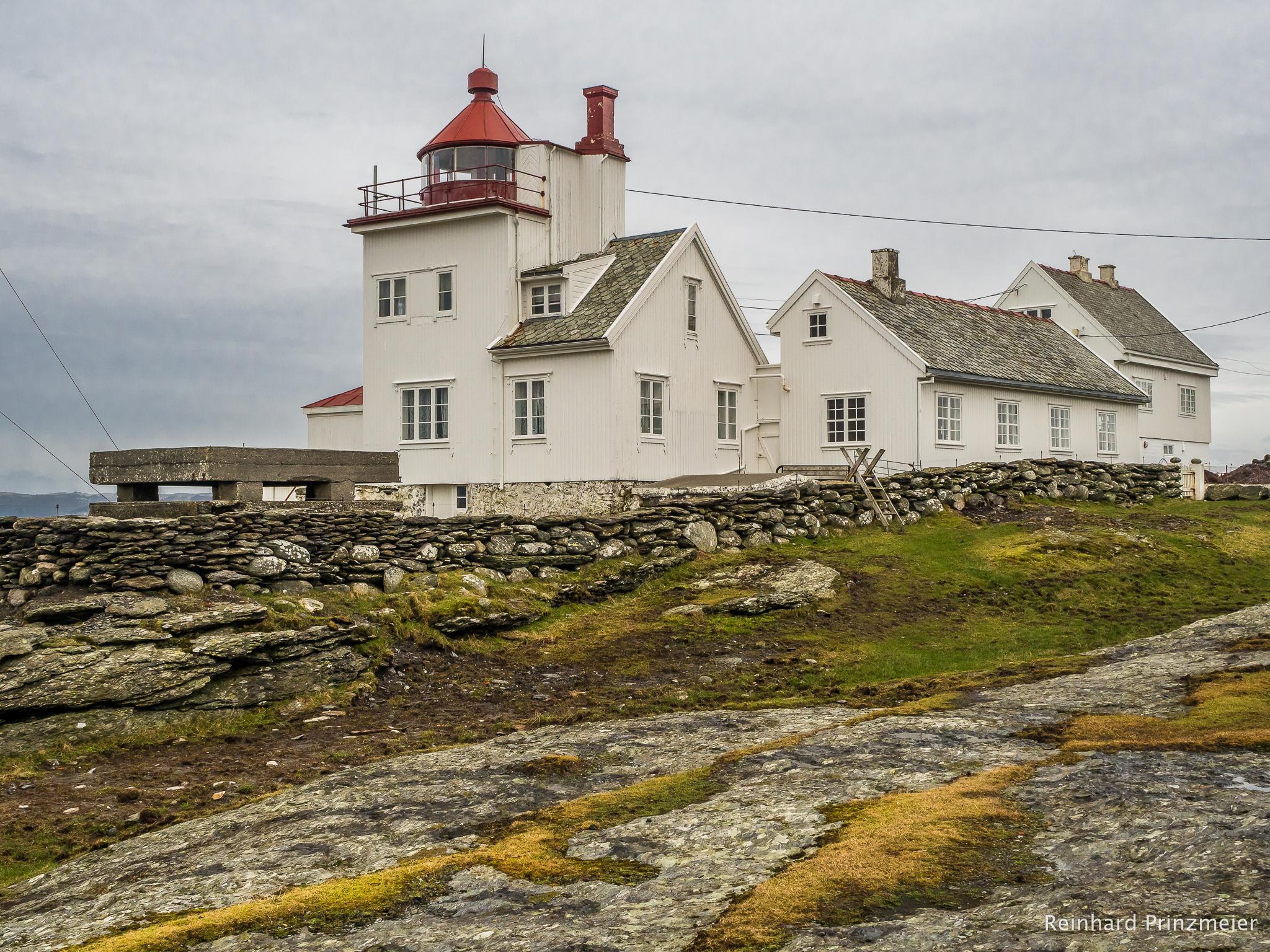 Tungenes fyr Lighthouse, Norway
