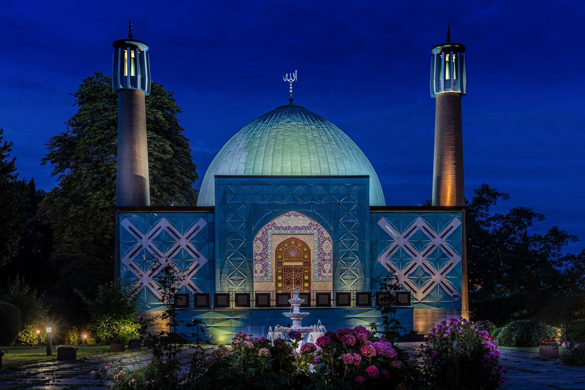 Blaue Moschee, Germany