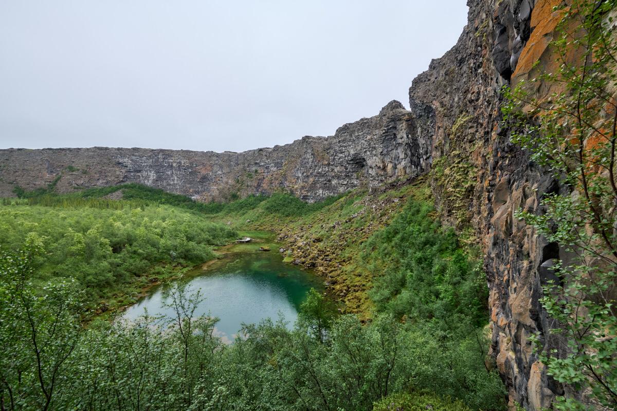 Botnstjorn, Iceland