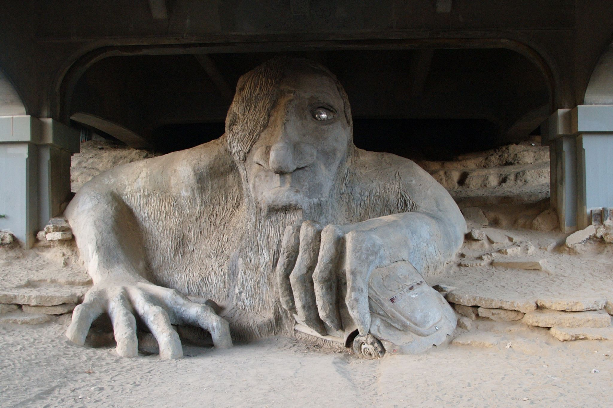 Fremont Troll, USA
