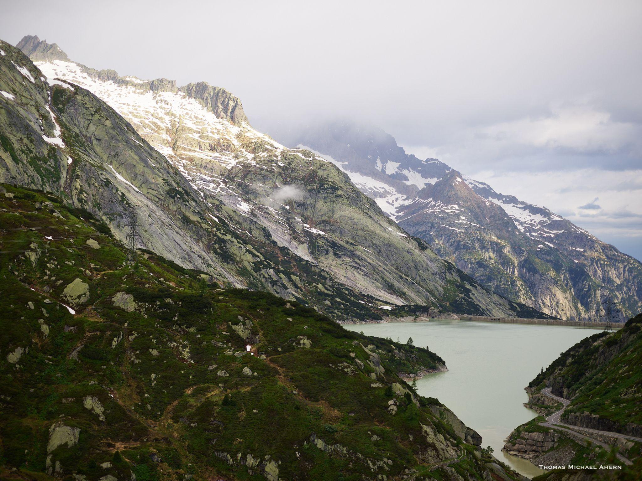 Gremsel Pass, Switzerland