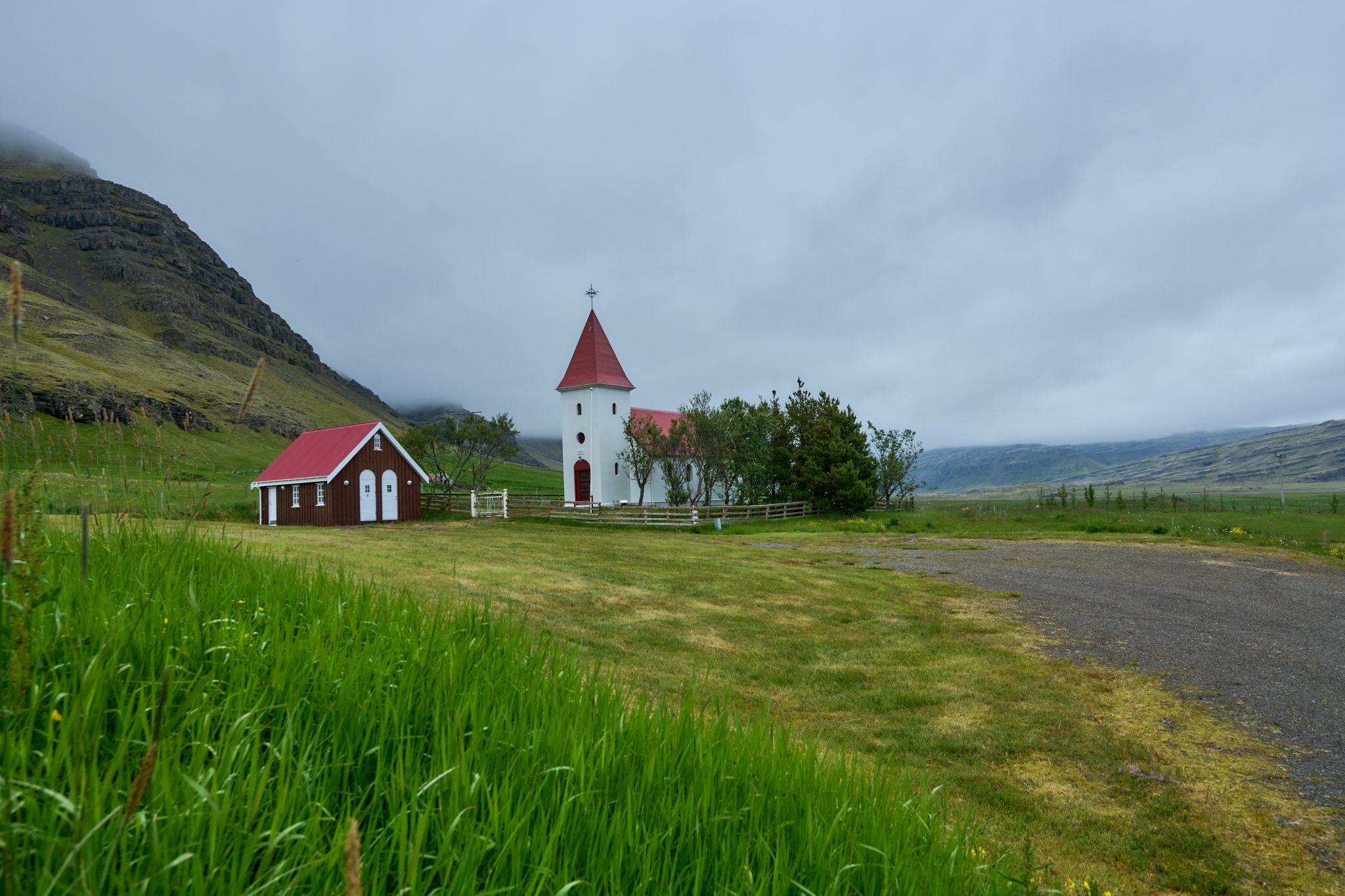 Kálfafellsstaður Guesthouse, Iceland