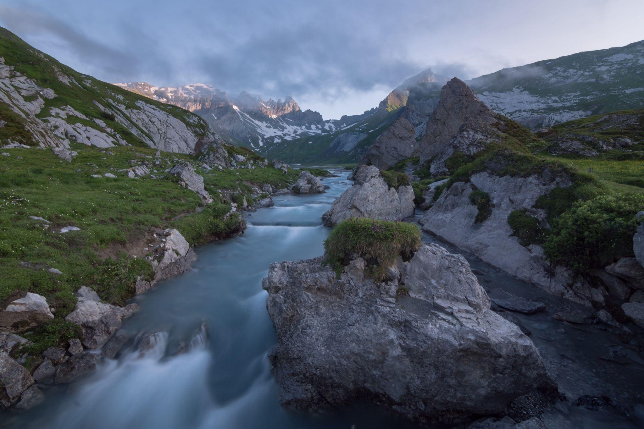 Unterer Segnesboden, Switzerland