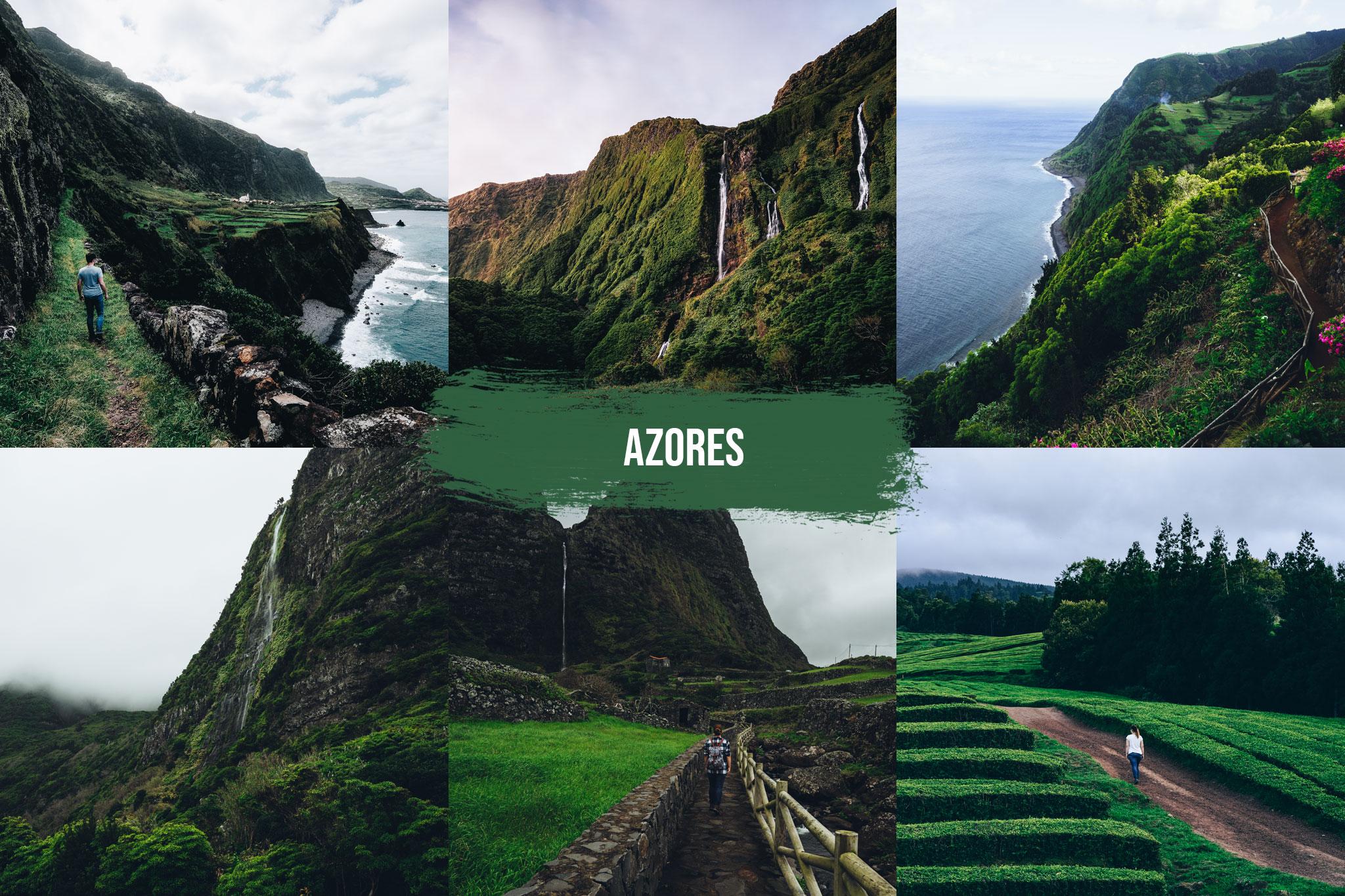 Azores Presets