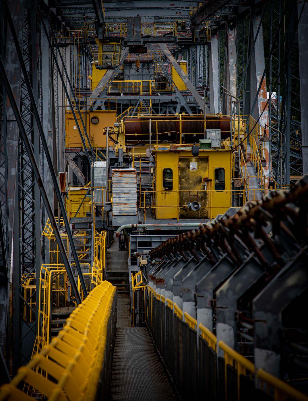 Giants of steel, Germany