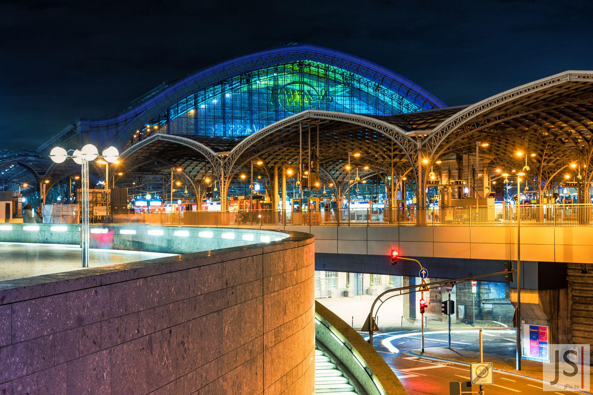 Kölner Hauptbahnhof, Germany