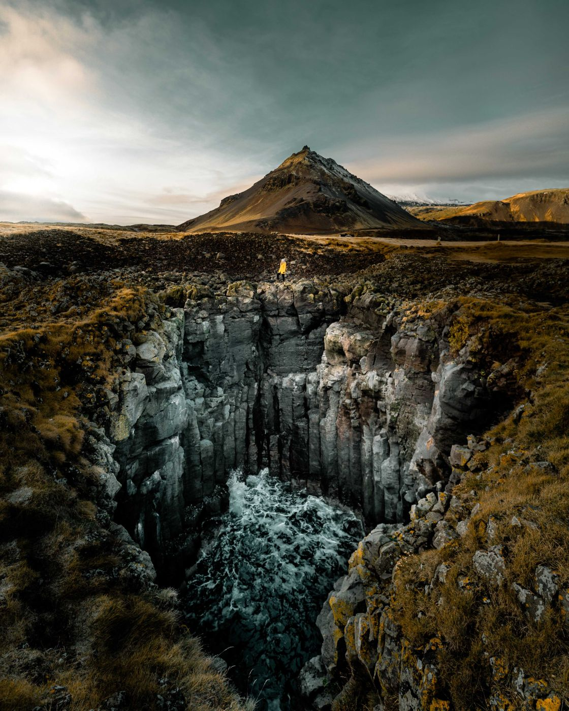 Arnastapi Cave, Iceland