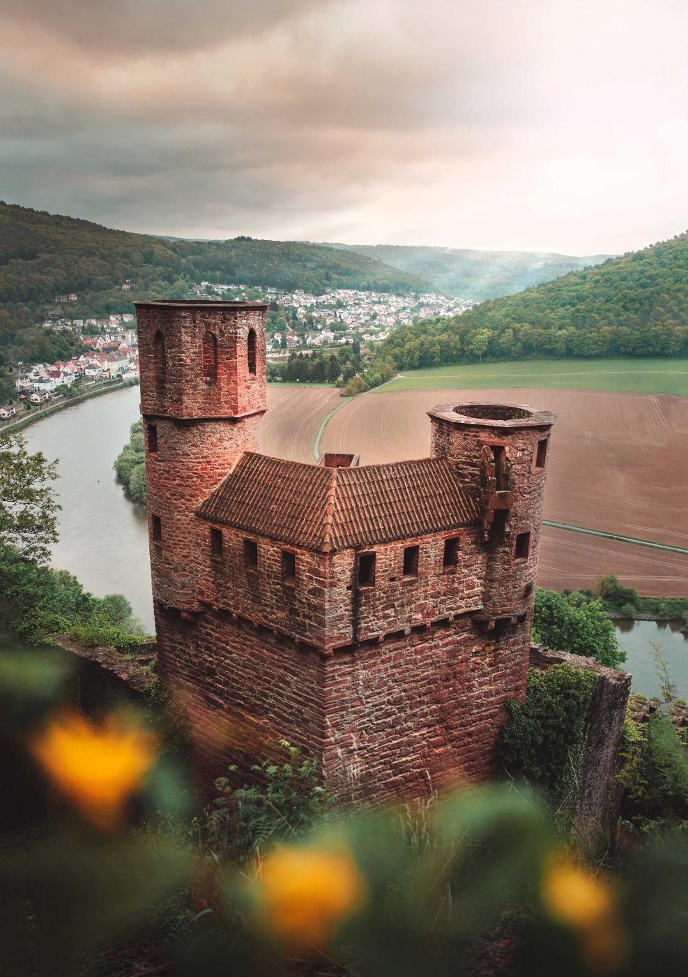 Castle Schadeck, Germany