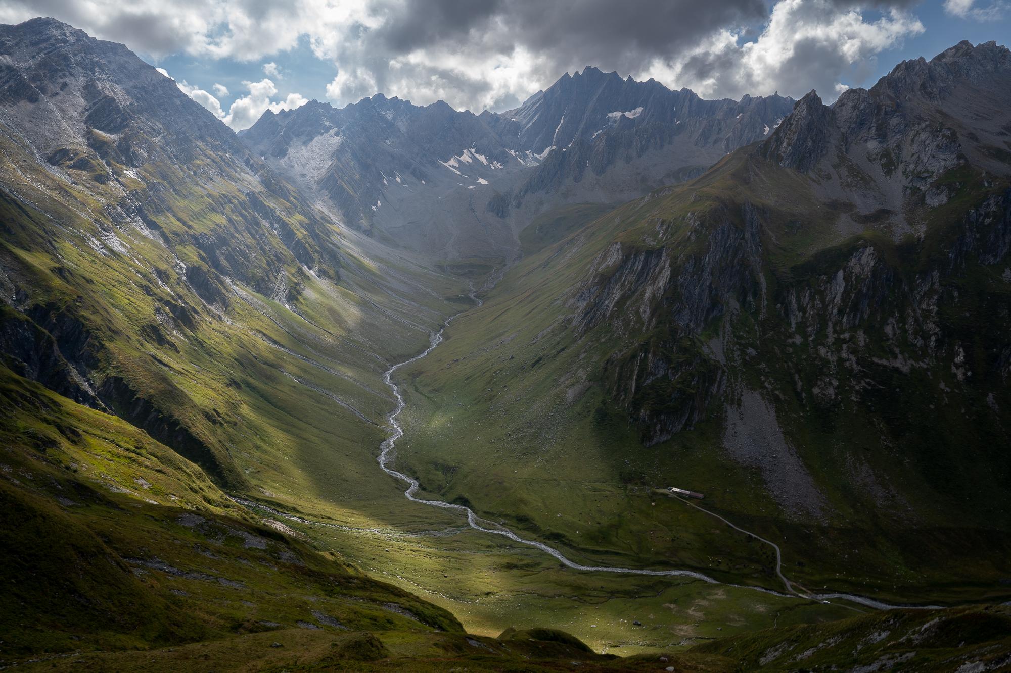 Dranse valley, Switzerland