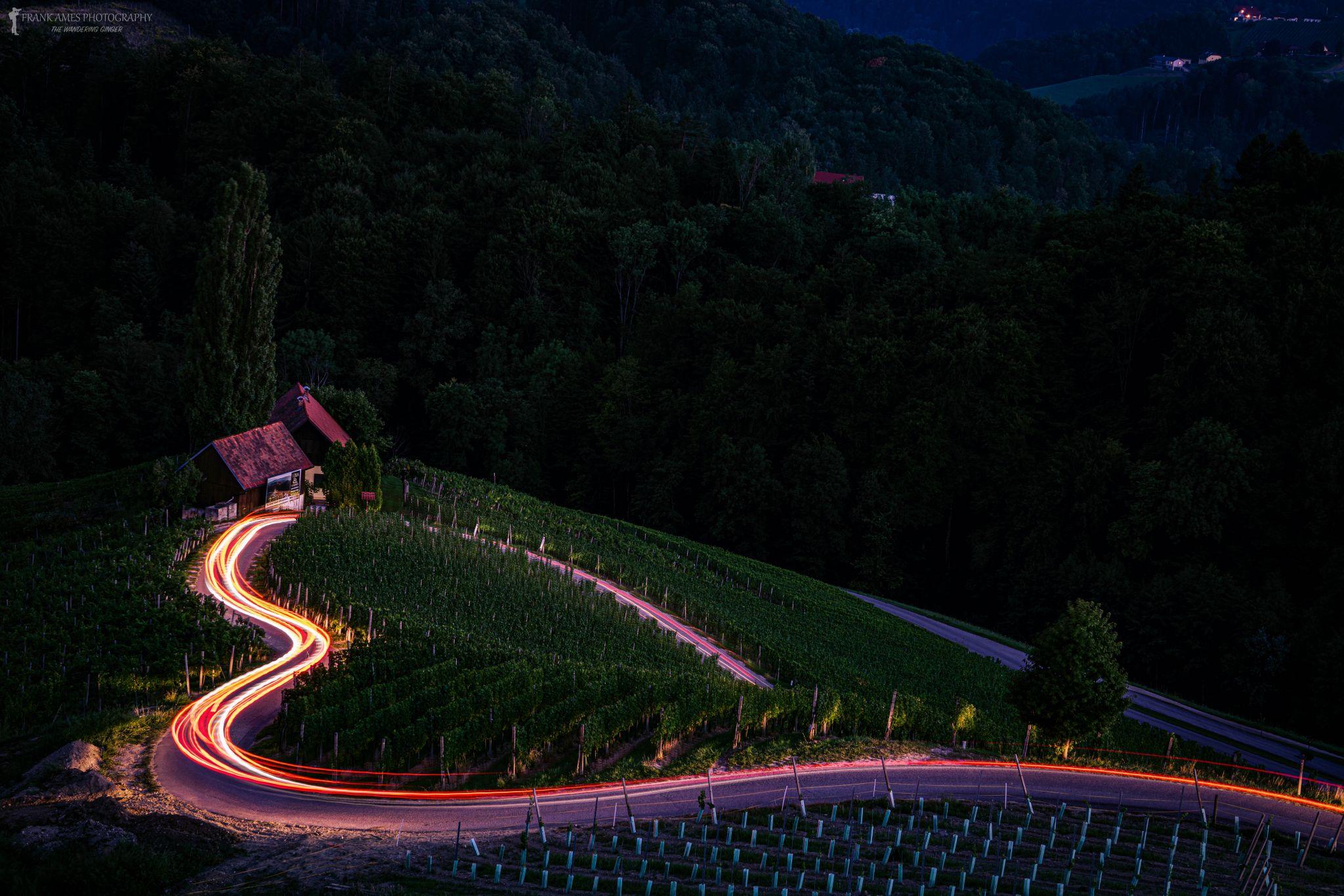 Heart Trails, Špičnik, Slovenia, Slovenia