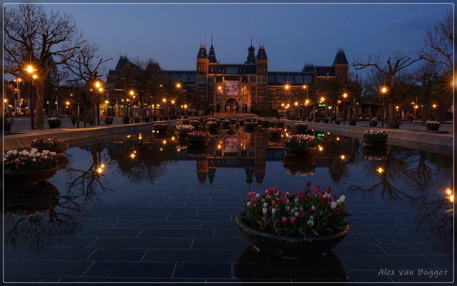 Het Museumplein, Netherlands