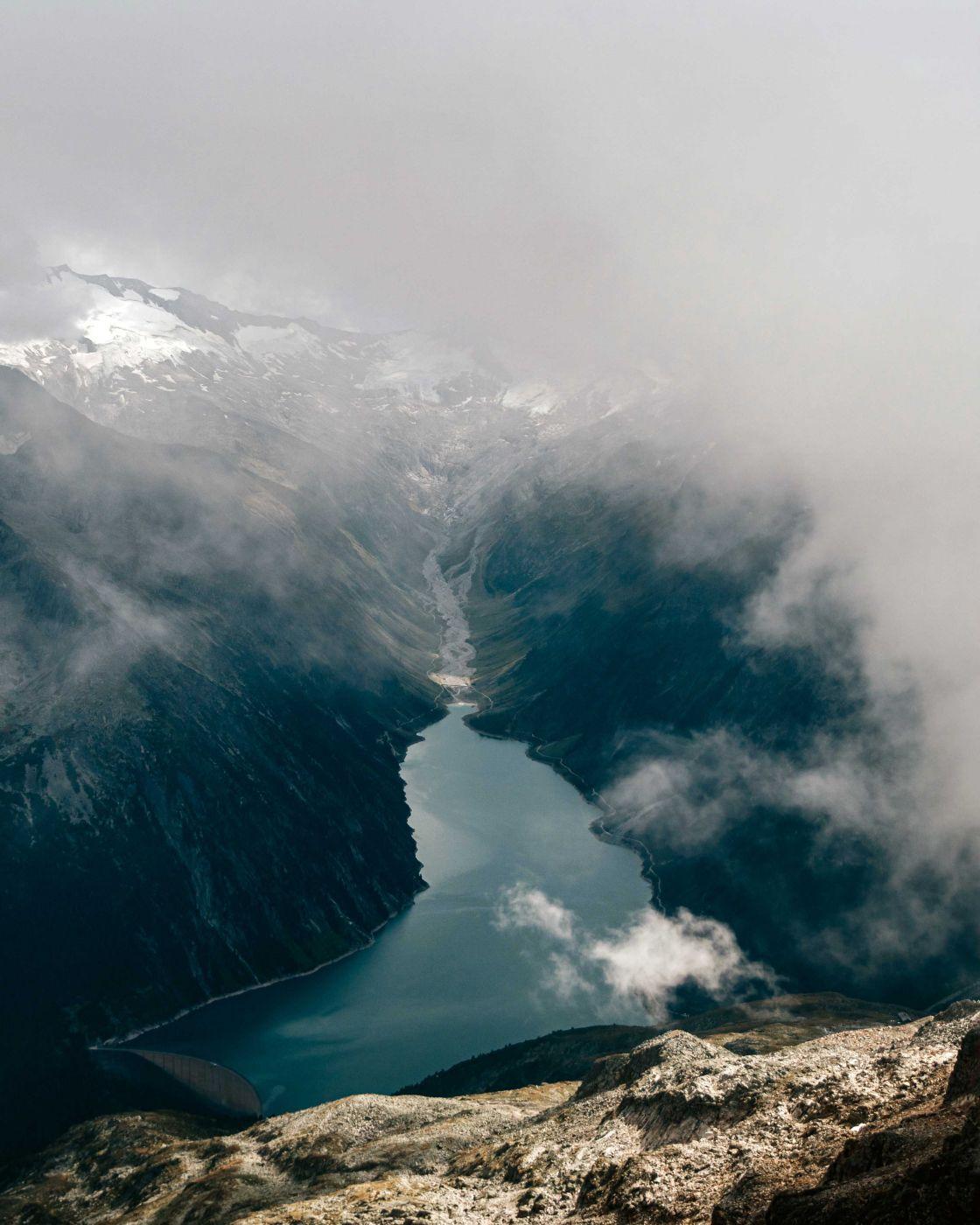 Hintertuxer Gletscher, Austria