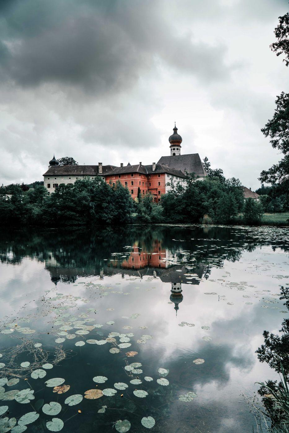 Höglwörther See, Germany