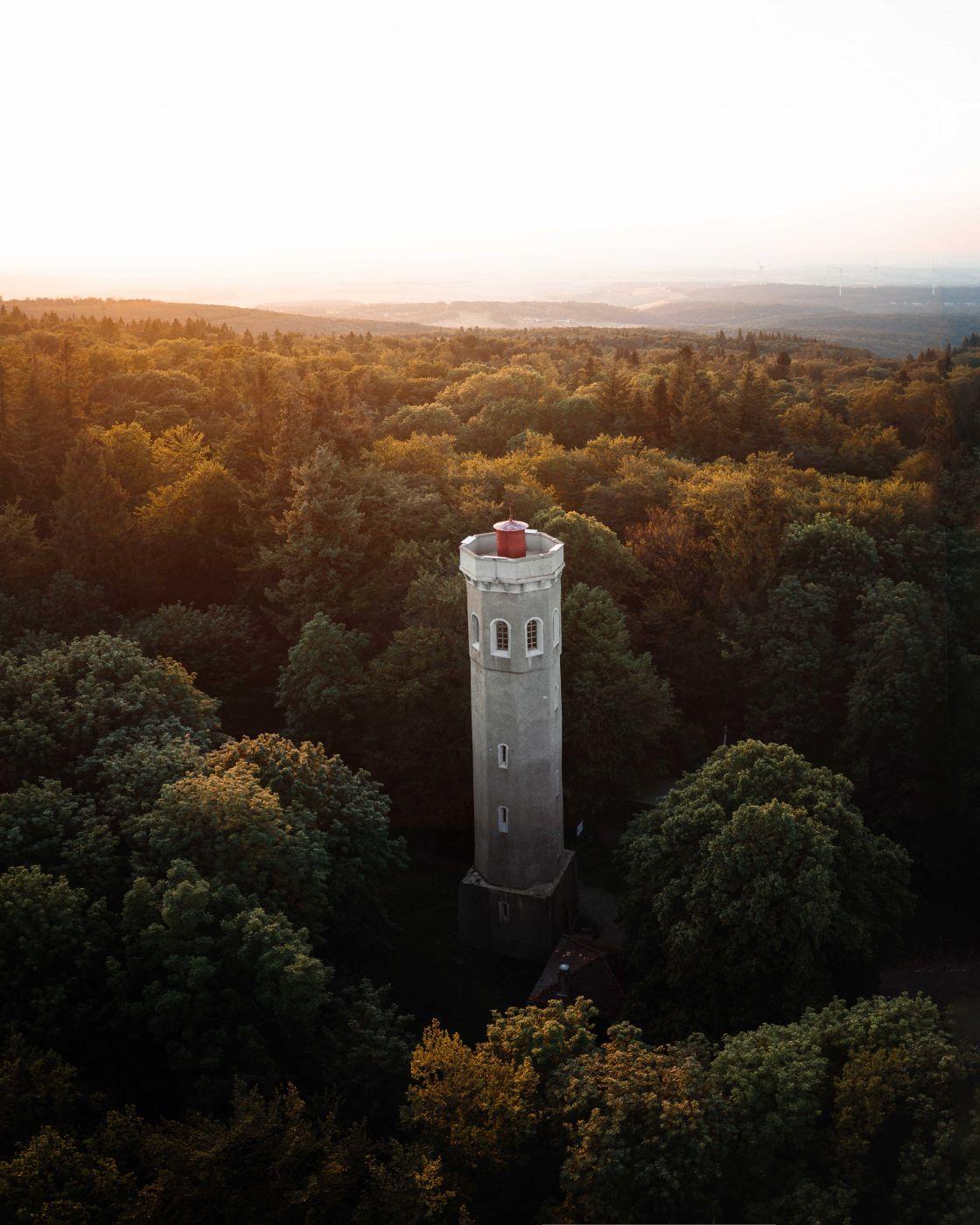 Ludwigturm [Drone], Germany