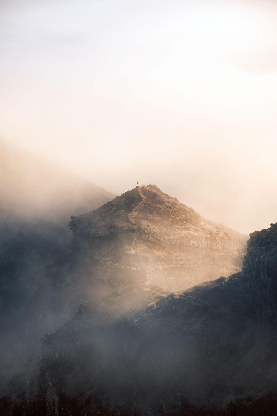 Pico Ariero, Portugal