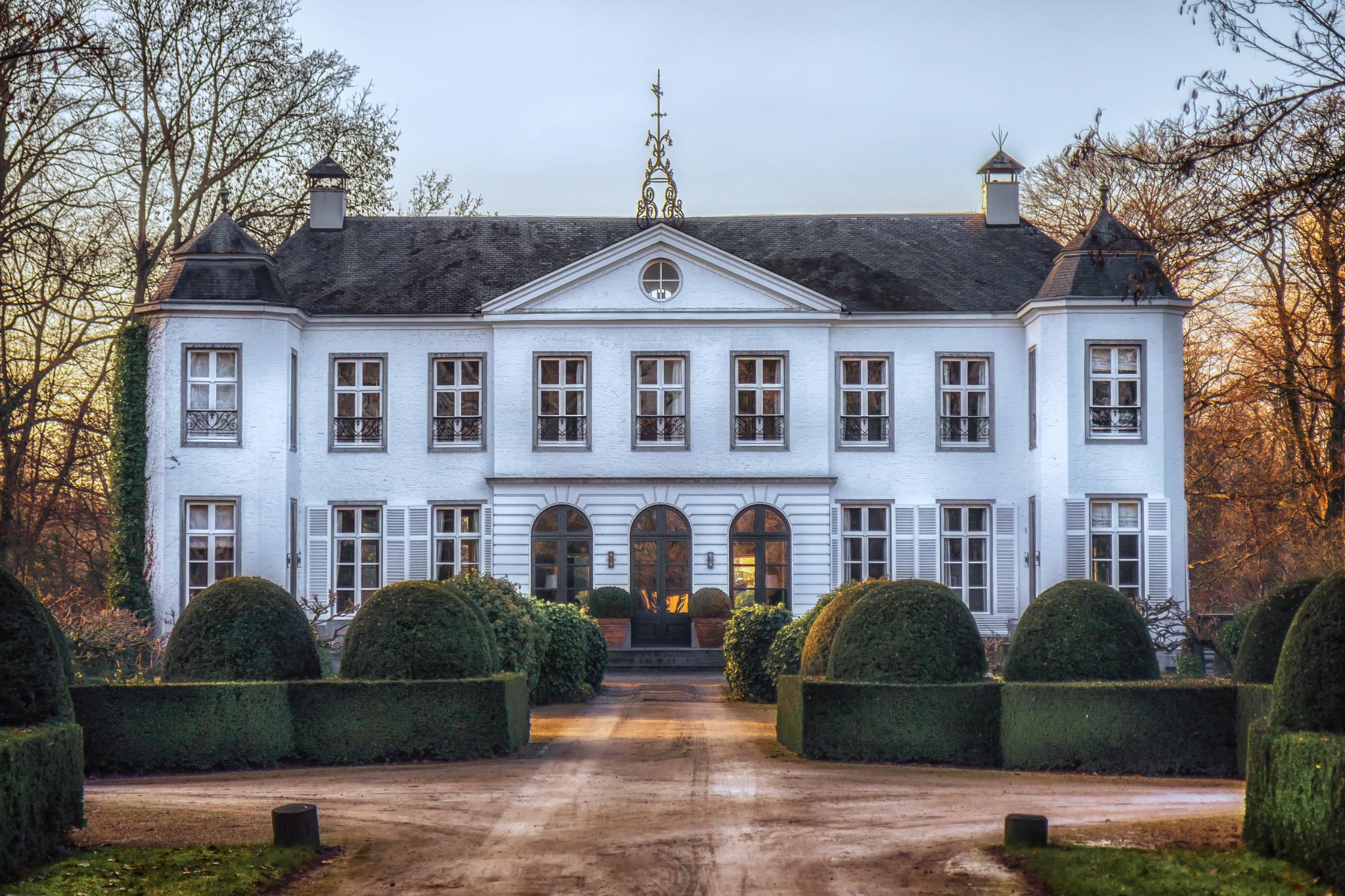 Rattennest Castle, Belgium