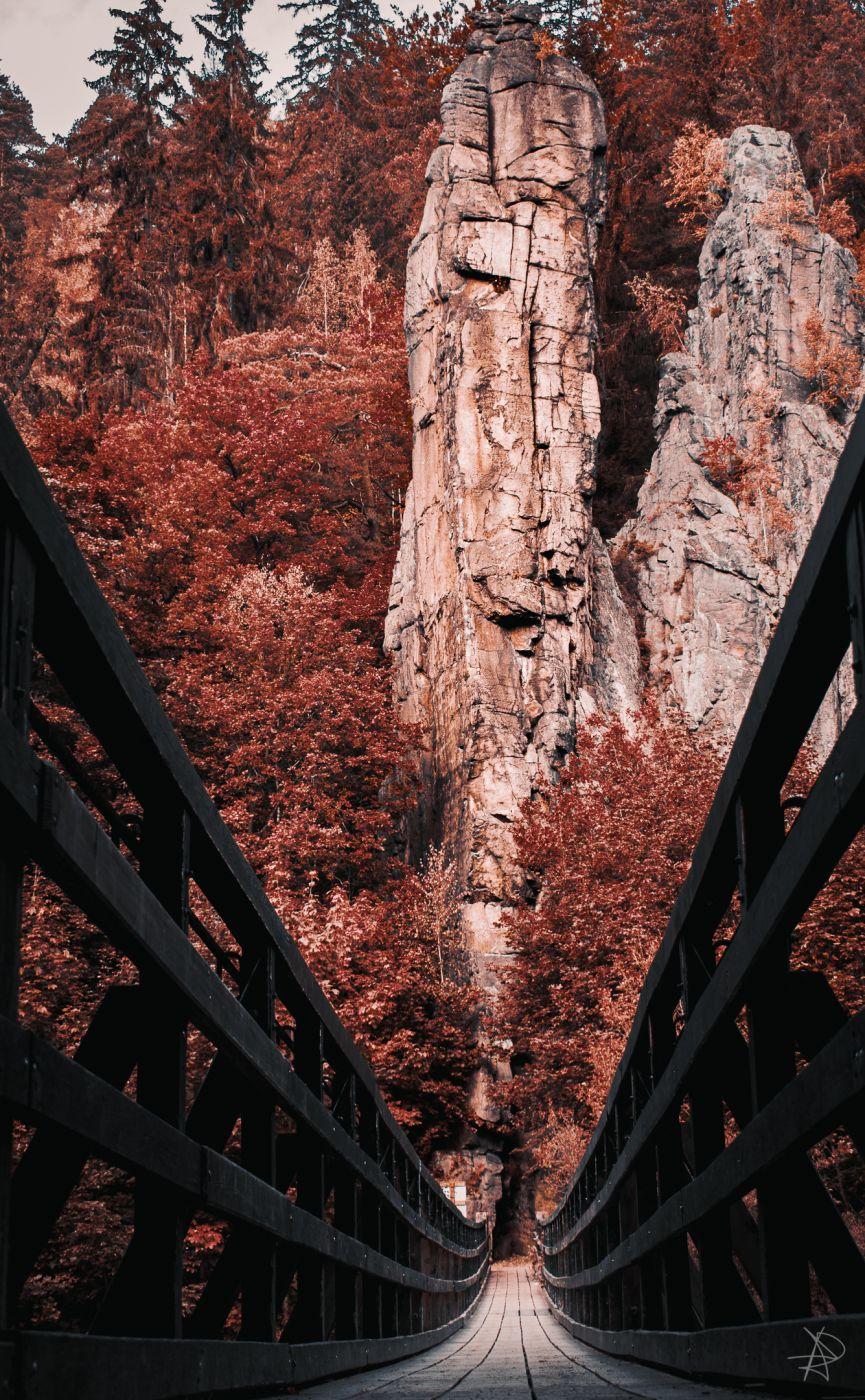 Svatos Rocks, Czech Republic