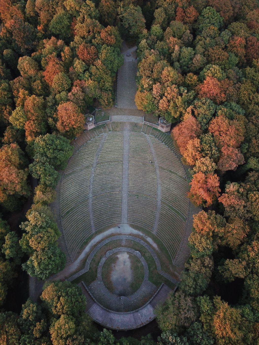 Thinkstätte [Drone], Germany