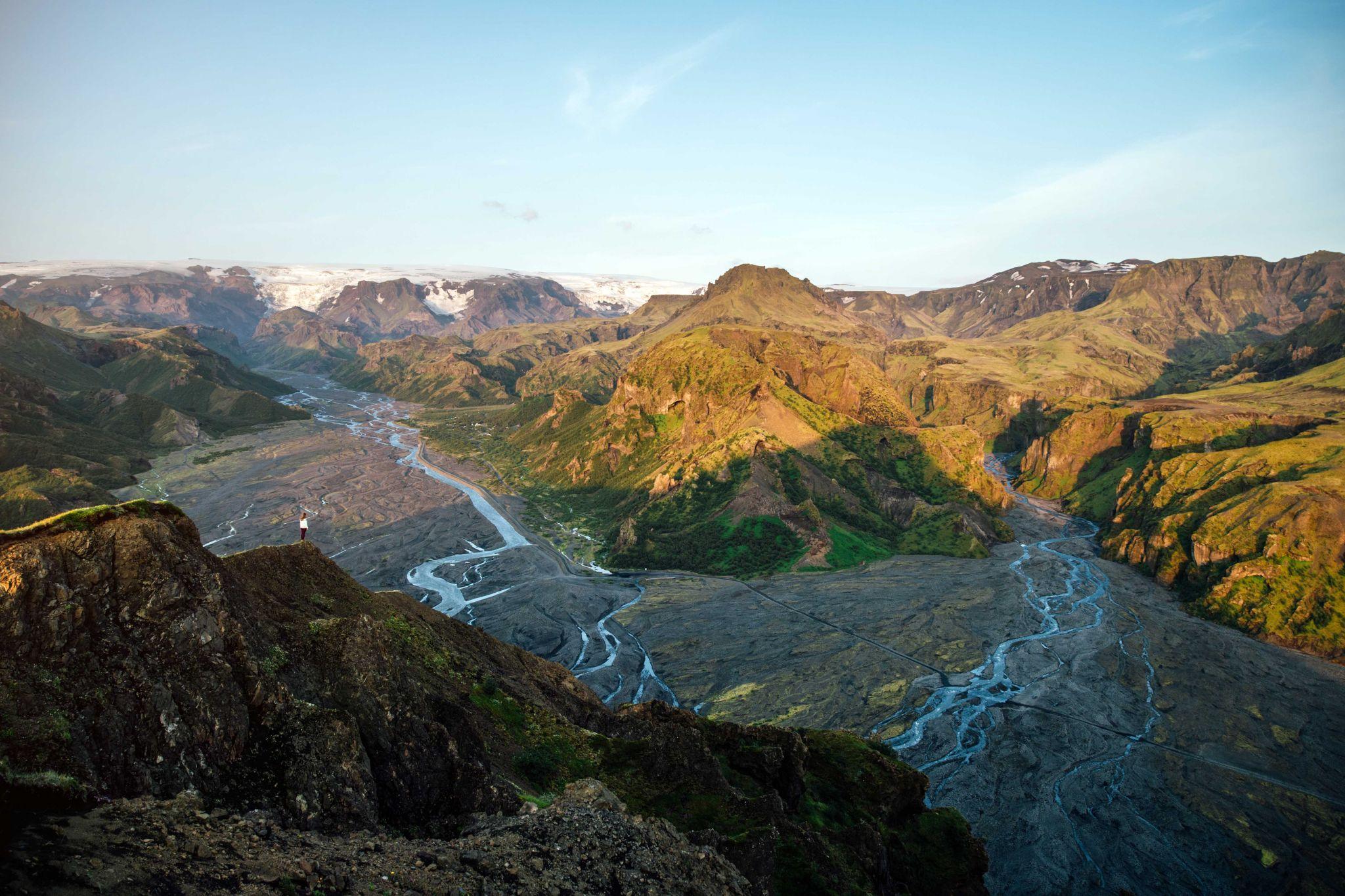 Thórsmörk, Iceland