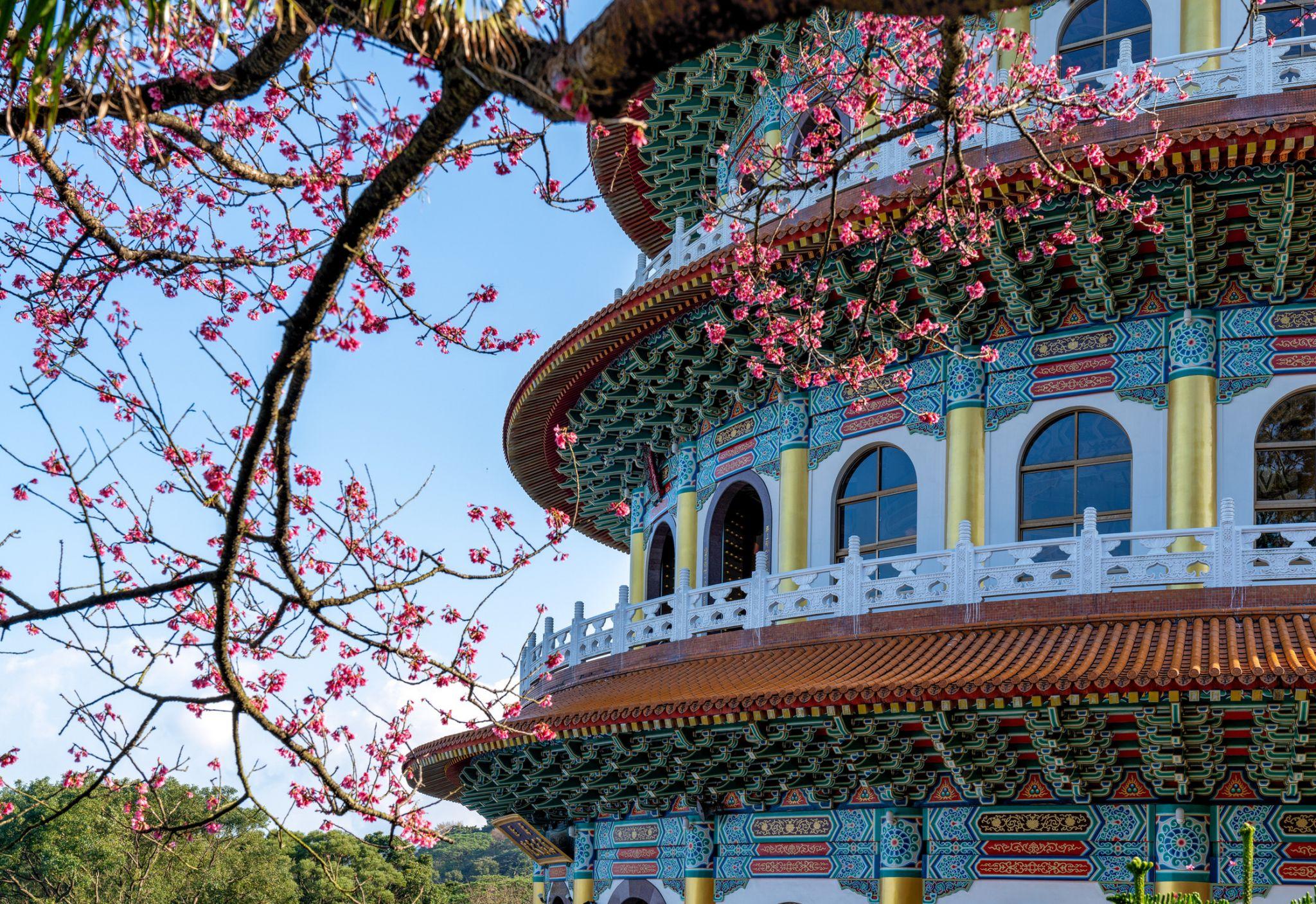 Wuji Tianyuan Temple, Taiwan
