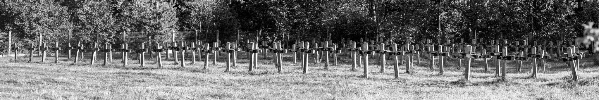 Graveyard near Psychiatric Hospital, Belgium