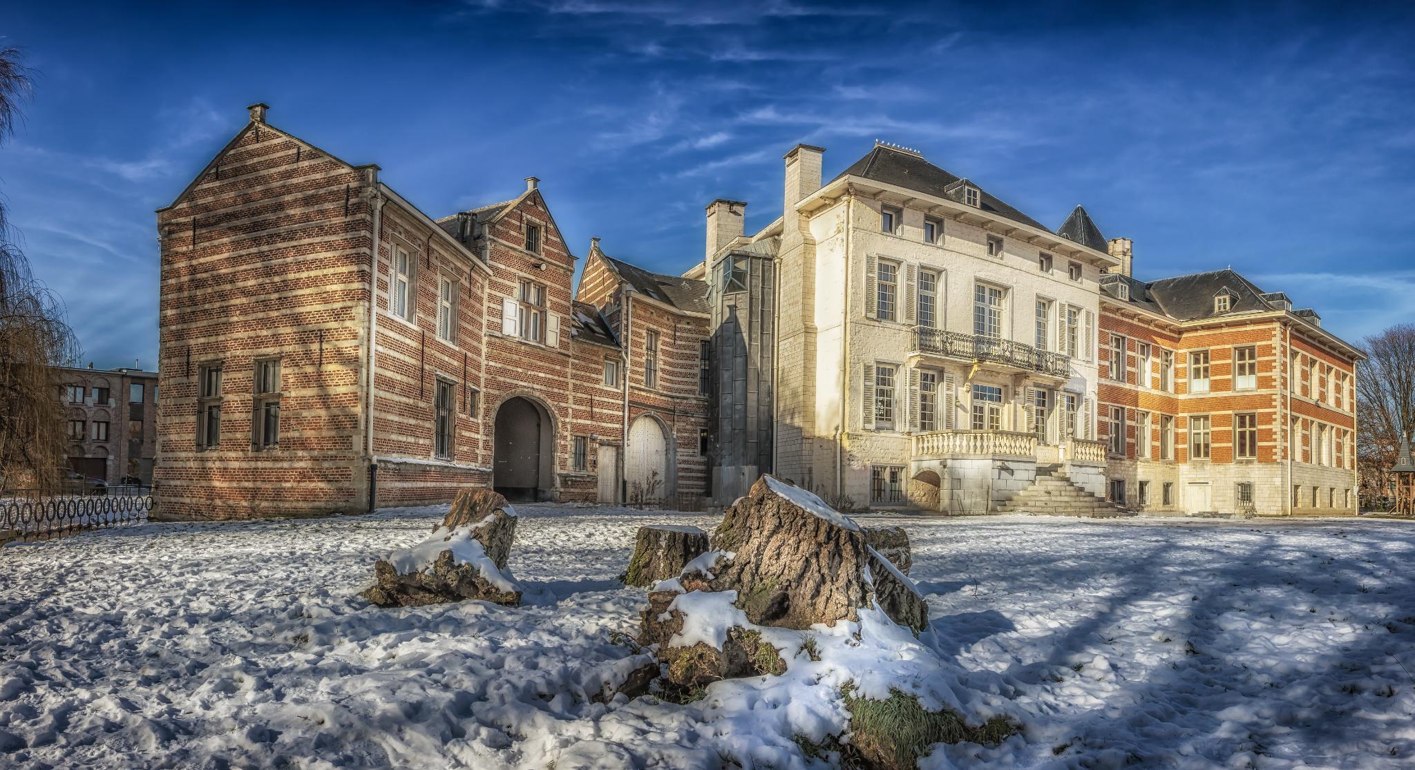 Bisschoppenhof Castle, Belgium