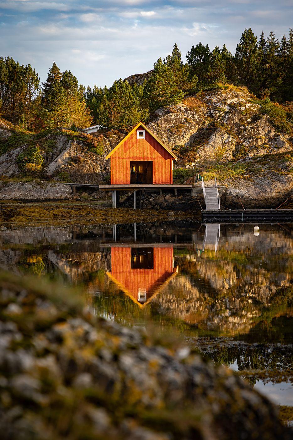 Bootshaus, Norway