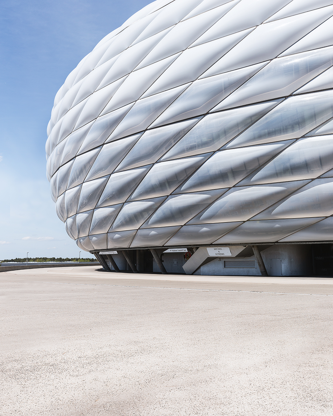 Bowl of Munich- Allianz Arena, Germany