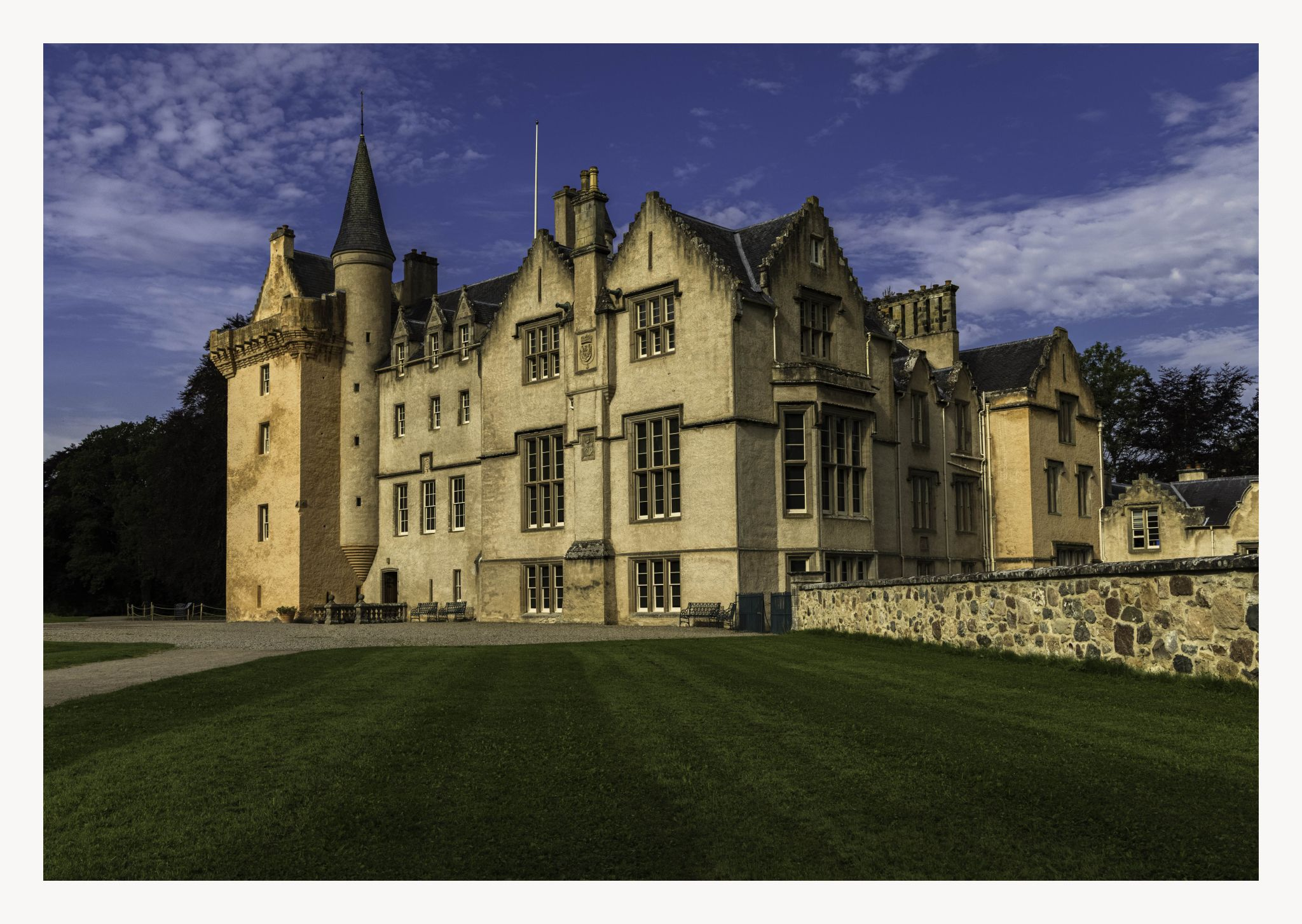 Brodie Castle, United Kingdom