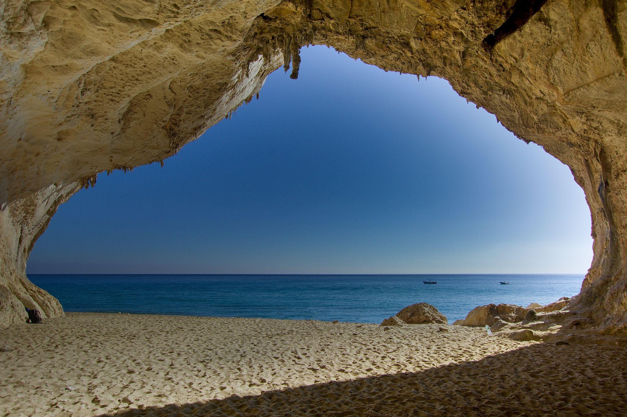 Cala Luna Cave, Italy