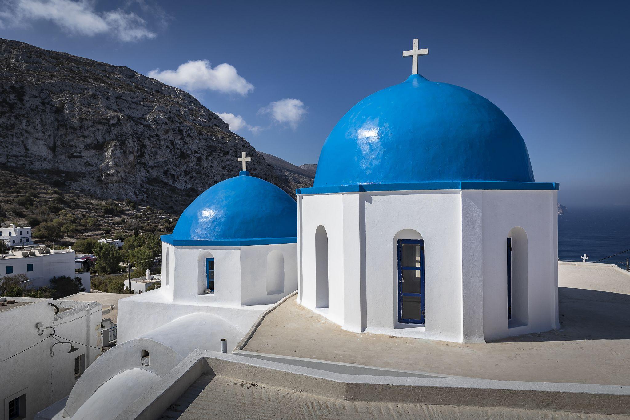 Church Saint Sofia's, Greece