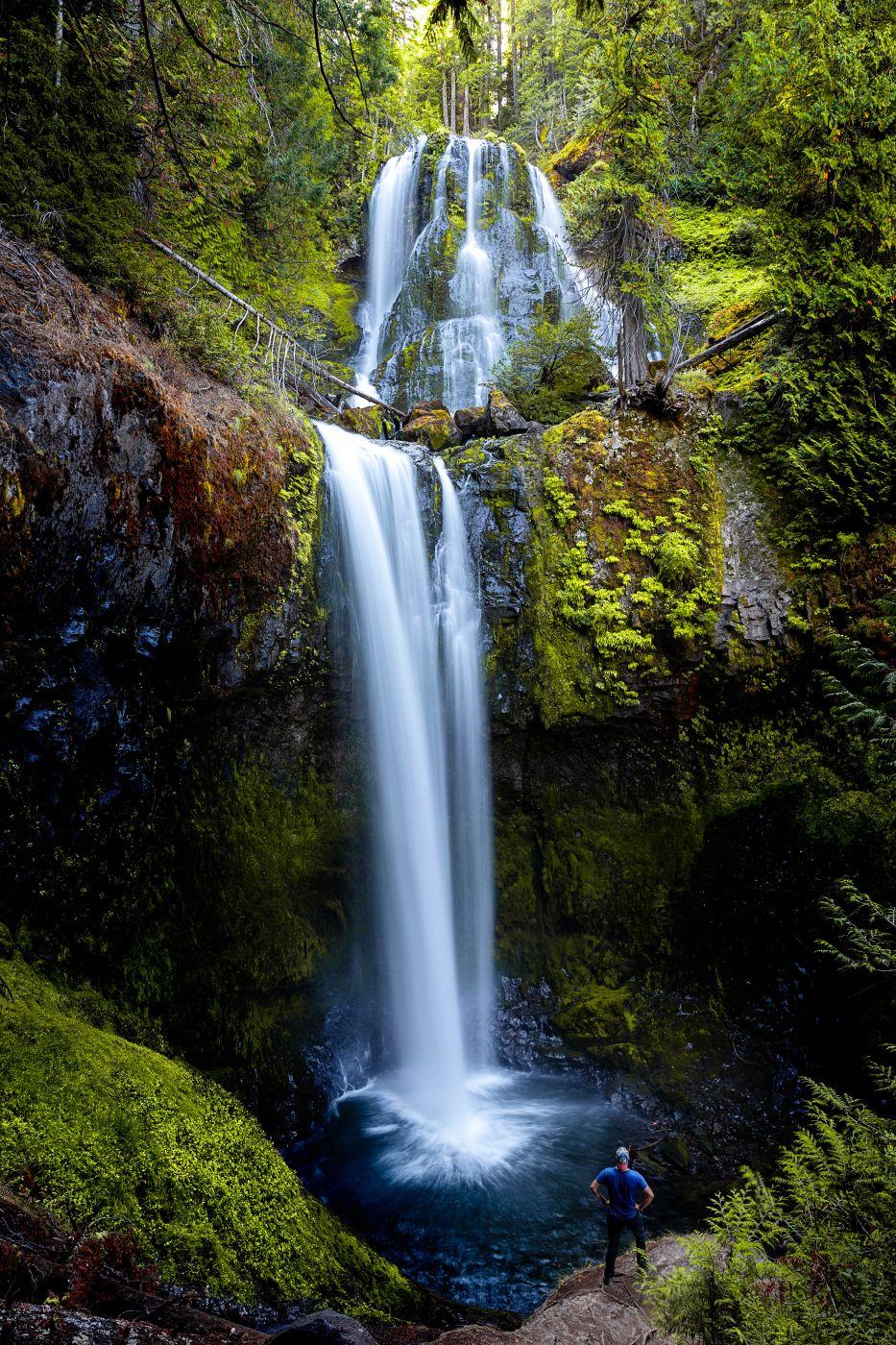 Falls Creek Falls, USA