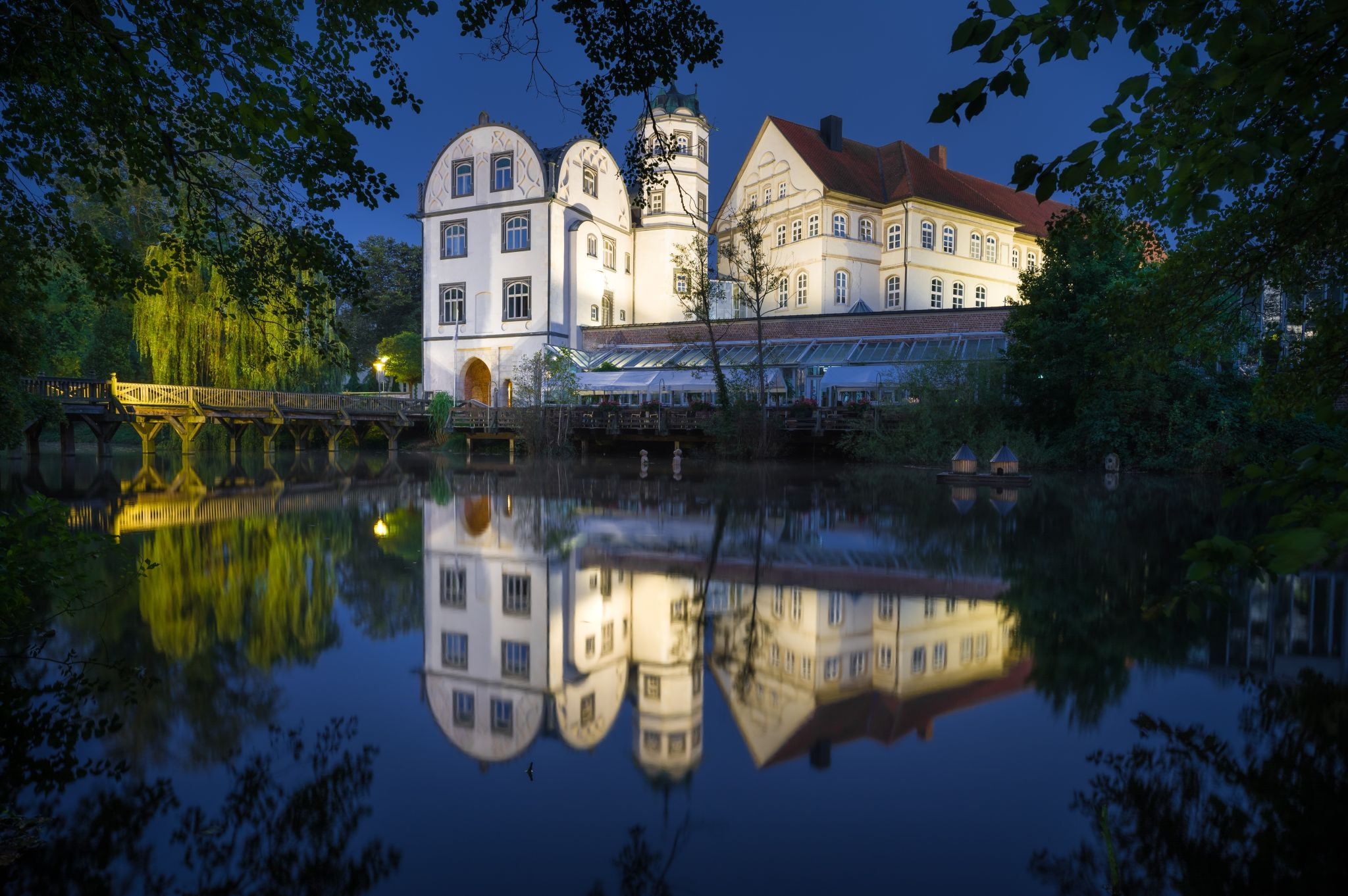 Gifhorn Castle, Germany