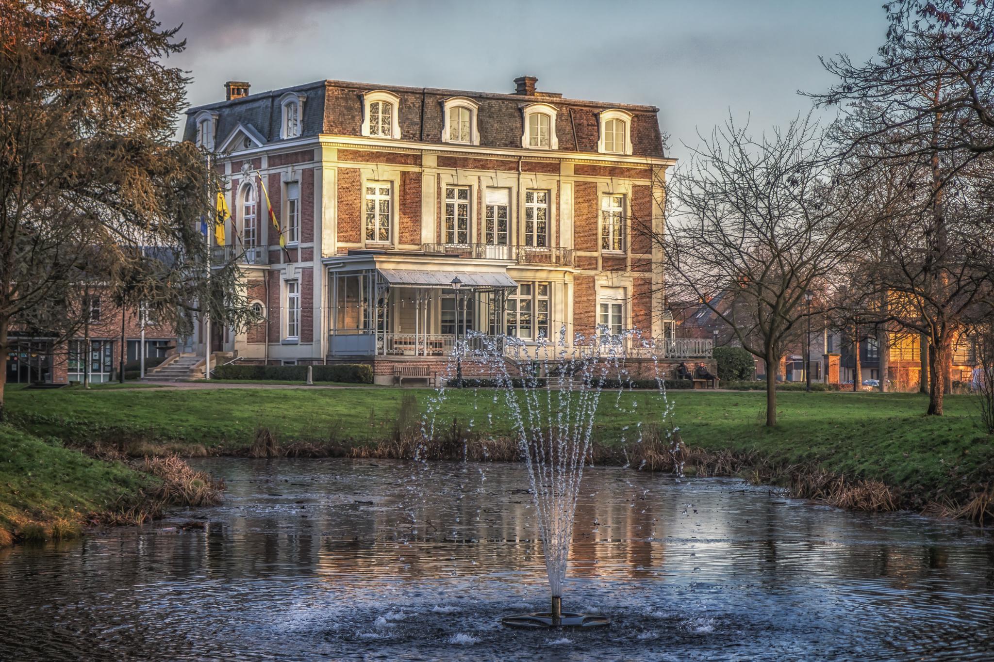 Lindenhof Castle, Belgium