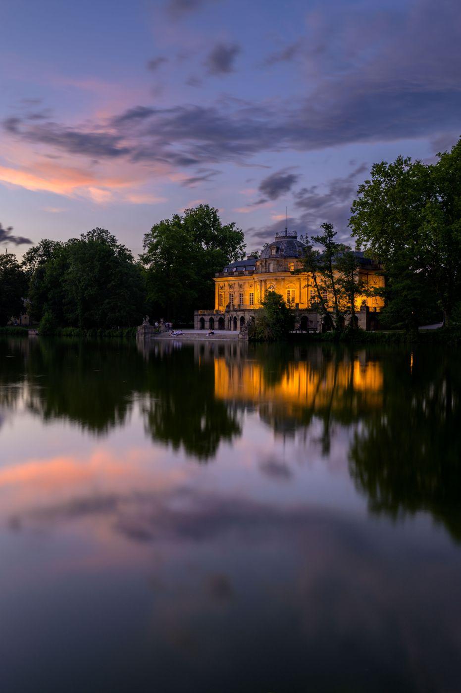 Monrepos Palace, Ludwigsburg, Germany