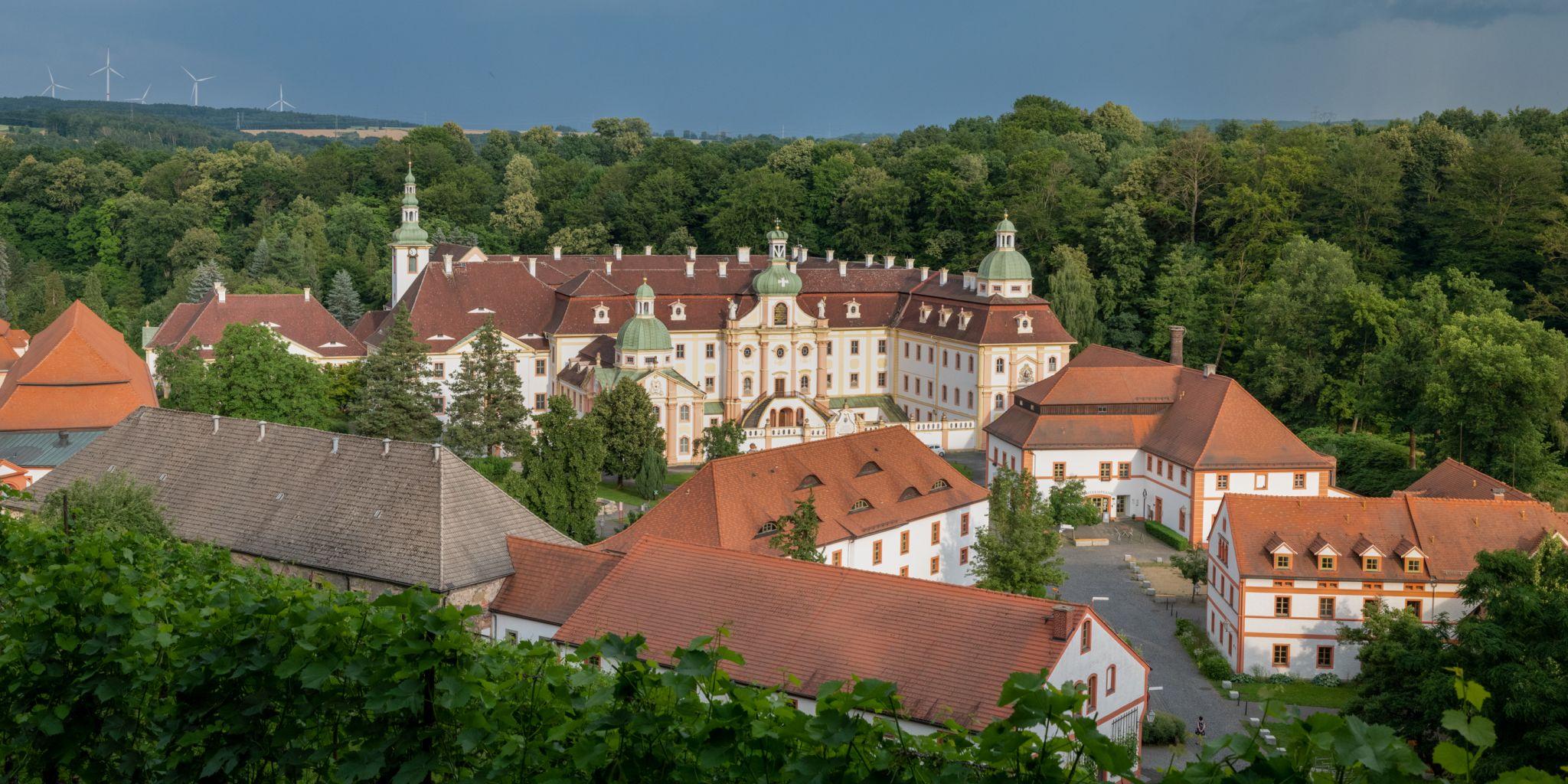 Ostriz,Kloster St. Marienthal, Germany
