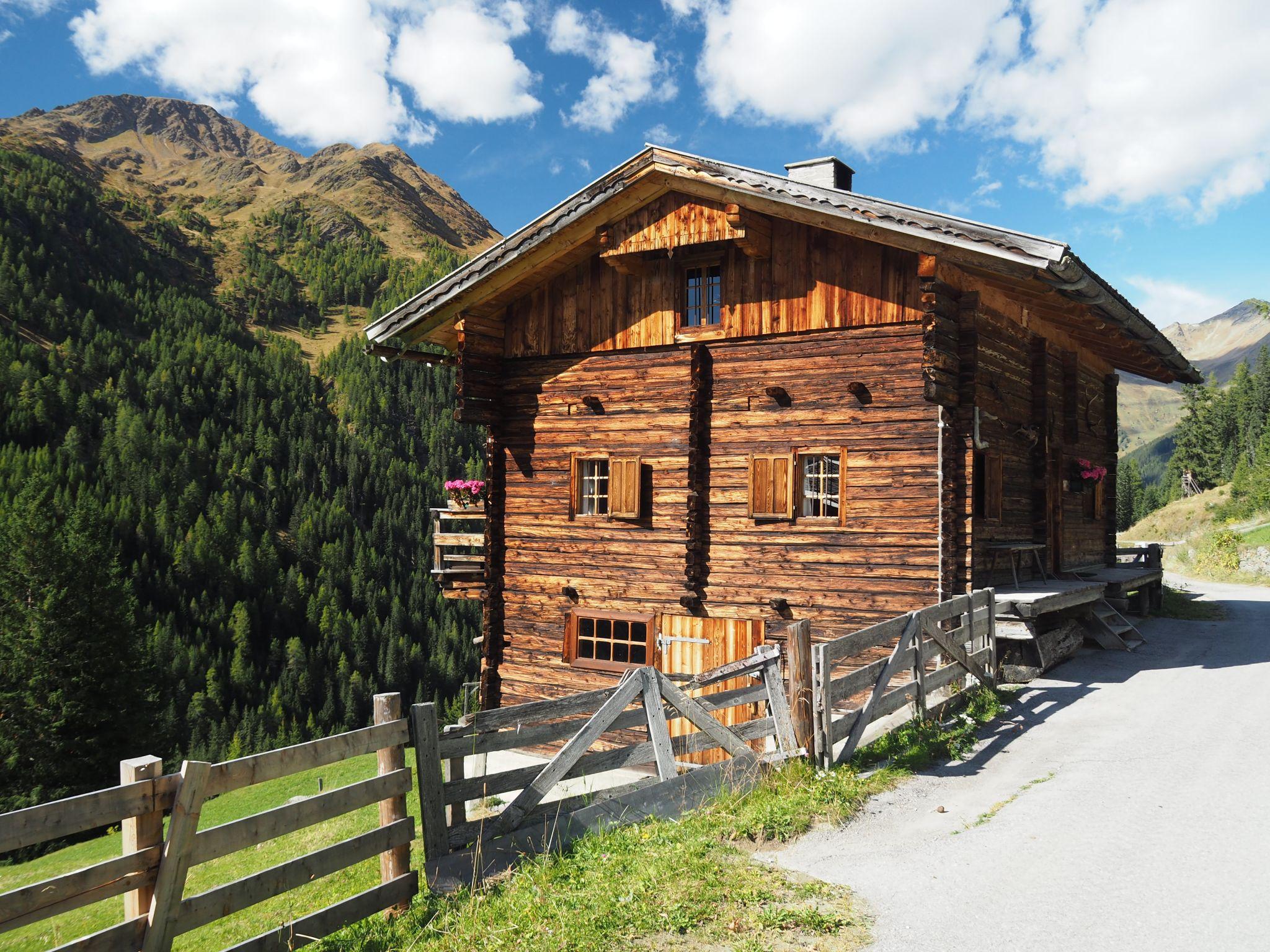 Osttiroler farm house, Austria