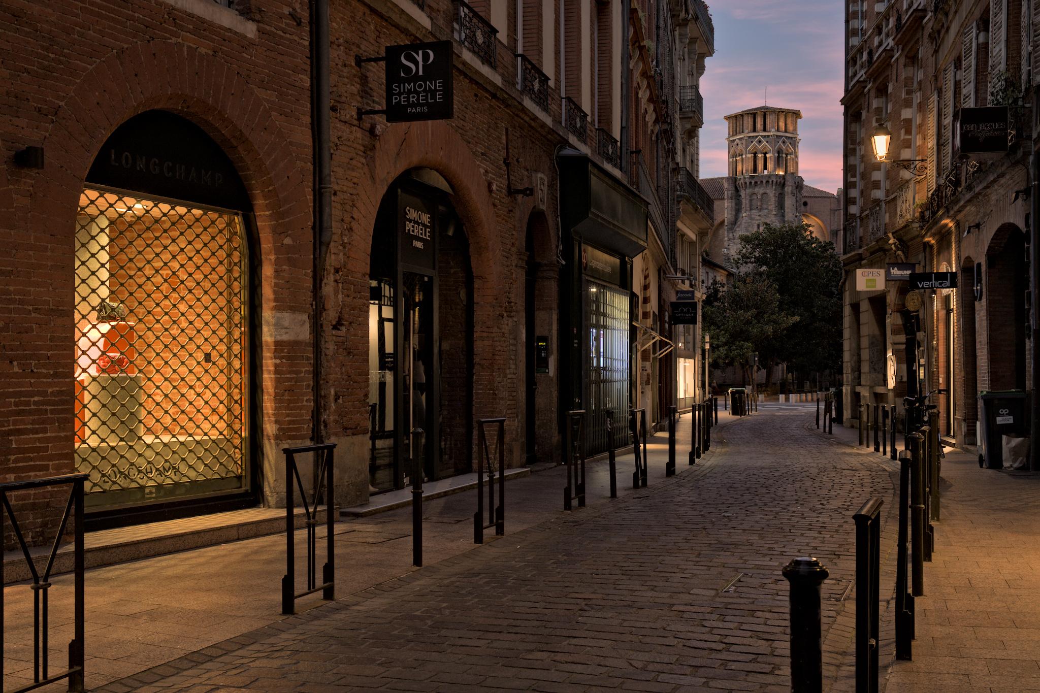 Rue des Arts, Toulouse, France, France