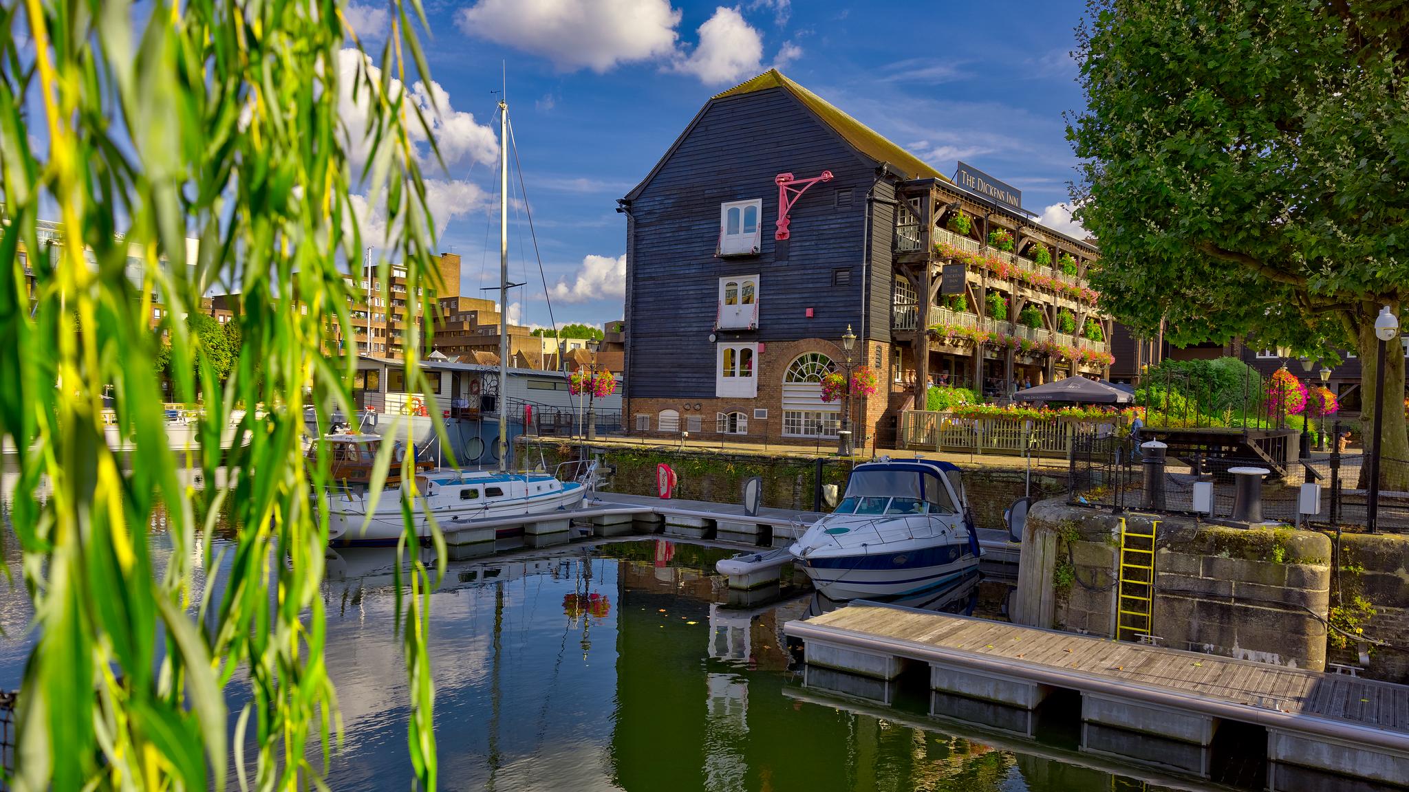 St. Katharine Docks Marina, United Kingdom