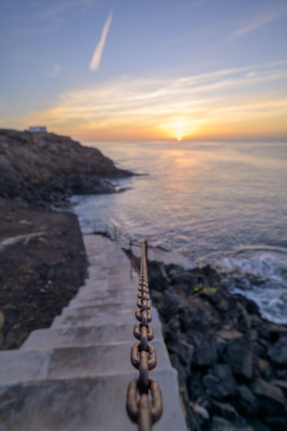 Stairway to nowhere, Spain