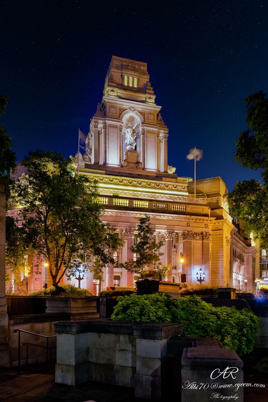 View from Trinity Square Gardens, United Kingdom