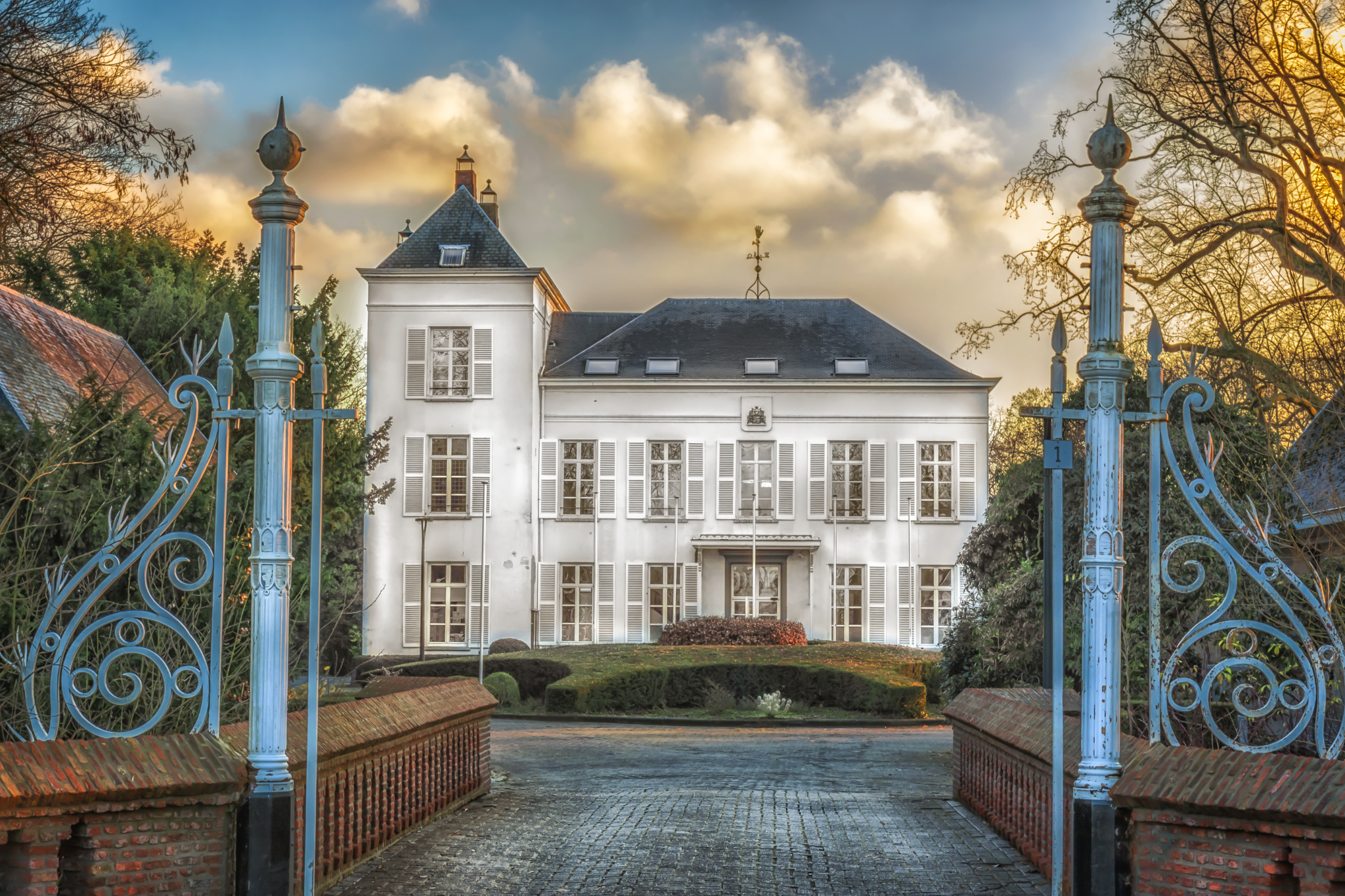 Weyninckhove Castle, Belgium